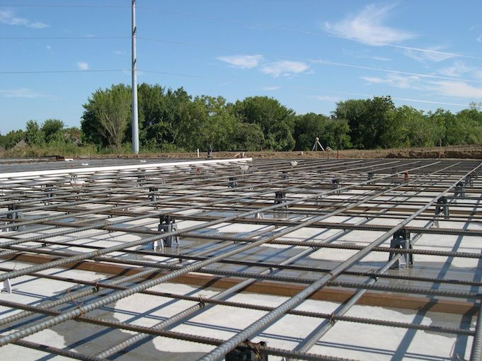 Reinforcing Bar & Wire Mesh
